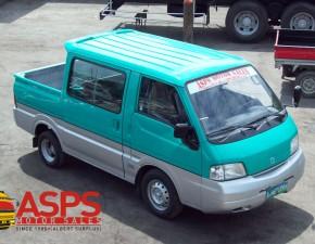 Mazda Bongo Doube Cab